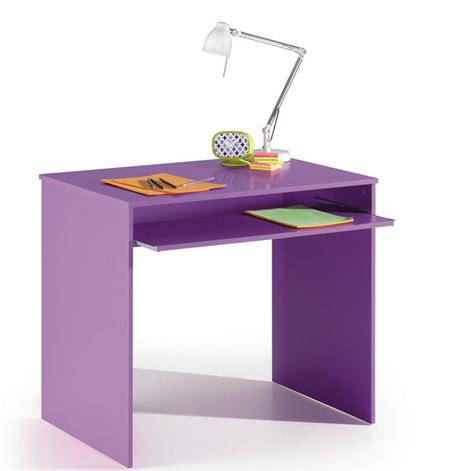 Mesas de ordenador peque as para espacios reducidos como una habitaci n - Mesa ordenador pequena ...